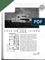 Casa en San Isidro_1933