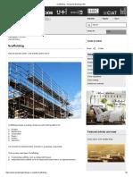 Scaffolding - Designing Buildings Wiki