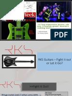 RKS Guitars Analysis
