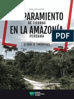 Acaparamiento de tierras en la Amazonía peruana