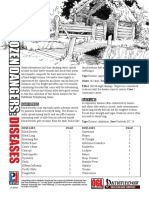 Pathfinder RPG - Two Dozen Dangers - Diseases.pdf