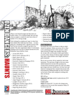 Pathfinder RPG - Two Dozen Dangers - Haunts.pdf