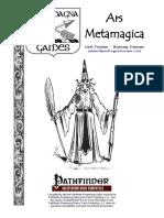 Pathfinder RPG - Ars Metamagica.pdf