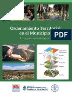 Ordenamiento Territoral en El Municipio