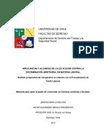 Implicancias y Alcances de La Ley No. 20.609 Contra La Discriminación Arbitraria en Materia Laboral(3)
