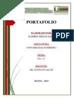Portafolio de Contabilidad Superior i (1)