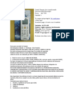 Control Remoto Aire Acondicionado Universal 4000 Marcassplit