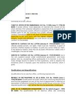 Case Law Compendium Admin Pub Corp