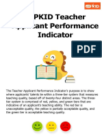 Application Performance Indicator