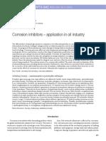 Corrosion Inhibitors 1