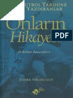 Zehra Yücebulut - ''Onlar''in Hikayesi