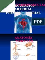 Presión arter
