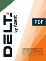 Catalogue Delta 2017