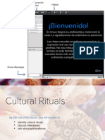 Casual Cultural Rituals 1 2