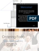 Casual Ordering Food 2 1
