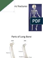 Paediatric Fractures
