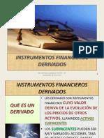 4.1 Instrimentos Financieros Derivados