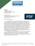 Pershing Square Letter - 17.08.03)