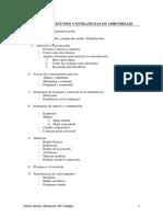 Gómez Gómez, Montserrat - Técnicas de Estudio y Estrategias de Aprendizajes