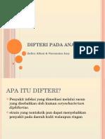 DDIFTERI PADA ANAK.pptx