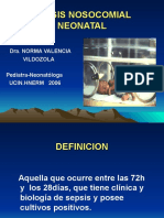 infecciones intrahospitalarias 2005
