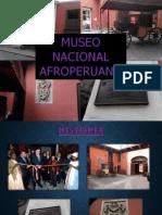 Museo Nacional Afroperuano
