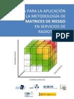 2. Marr Guia Para La Aplicación de La Metodología de Matrices de Riesgo en Rt