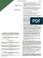 ACUERDO GUBERNATIVO 172-2017. GUATEMALA. REFORMAS AL ACUERDO GUBERNATIVO 122-2016, REGLAMENTO DE LA LEY DE CONTRATACIONES DEL ESTADO.