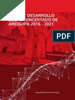 PDLC Arequipa 2016-2021