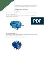 WEG Formas Constructivas de Motores Eléctricos B3D