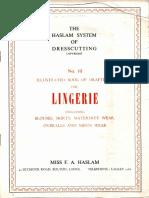 HASLAM Lingerie 10
