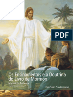 o Livro de Mormon - Manual Do Professor - Instituto