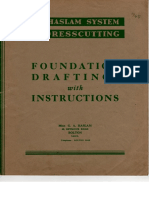 Haslam Pattern Drafting Foundations