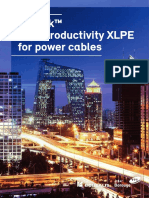 Borlink High Productivity XLPE for Power Cables