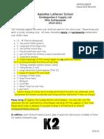 K2 Supply List (3)
