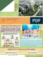 Importancia de La Arquitectura Sostenible Para El Desarrollo