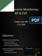 BP & CVP