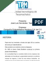Presentacion TPM PEPSI