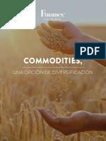 Commodities, Una Opcion de Diversificacion