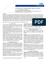 1.Credit Card Fraud Detection Using Hidden Markov Model