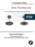 Scalar Wave Technology - Experimental-Kit for Electrical Scalar Waves [Meyl; 2003].pdf