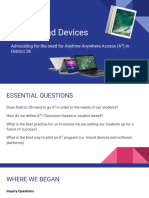 access and devices share out  1