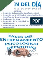 Entrenamiento Psicologico en El Deporte - Microsesión 2