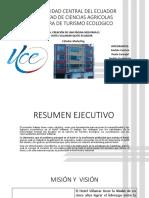 Creacion de Una Pagina Web en El Hotel Villa Mar Quito Ecuador