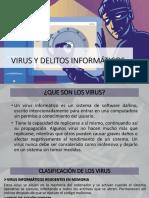 Virus y Delitos Informáticos