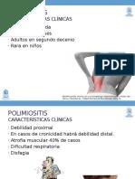 Características Clínicas de La Polimiositis
