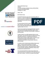 Ex-Im Coalition Letter