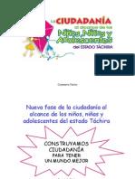 CONSTRUYAMOS CIUDADANÍA31