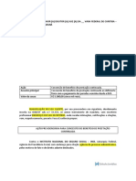 Petição Inicial LOAS Deficiência Benefício de Prestação Continuada Insuficiência Venosa Crônica 1 1