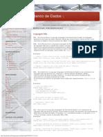 Aprendendo Banco de Dados SQL